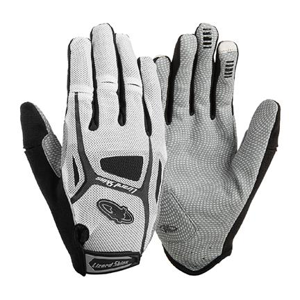 Lizardskins Gloves Monitor 1.0 White - Size S