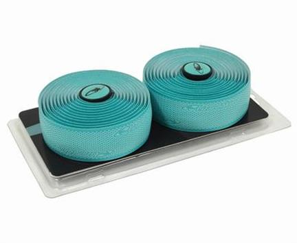 Lizardskins Handlebar Tape DSP 2.5mm + Caps - Celeste Green