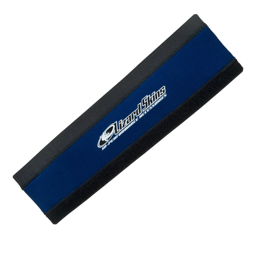 Lizzardskins Chainstay Protector Neoprene Large - Blue