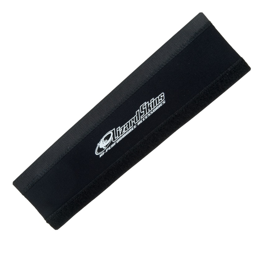 Lizzardskins Chainstay Protector Neoprene Large - Black