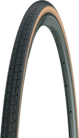 Michelin Tire 28-622 Dynamic Classic Transparent/Black