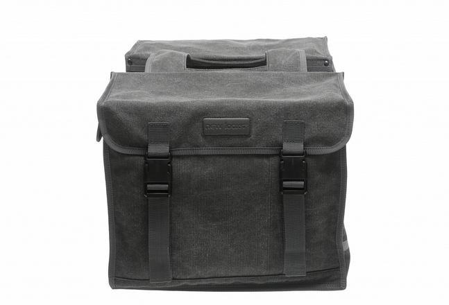 New Looxs Double Pannier 31 Canvas Cool Grey