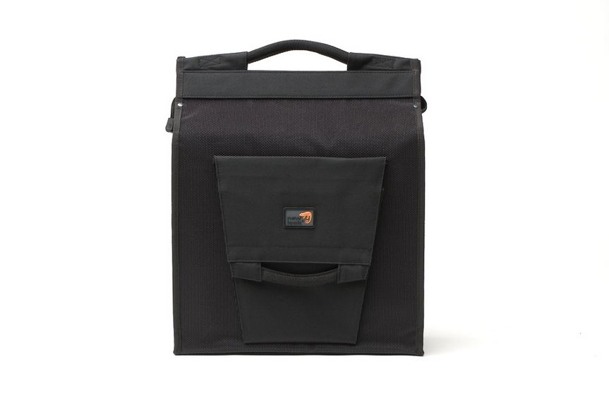 New Looxs Shopper Pannier Daily Black