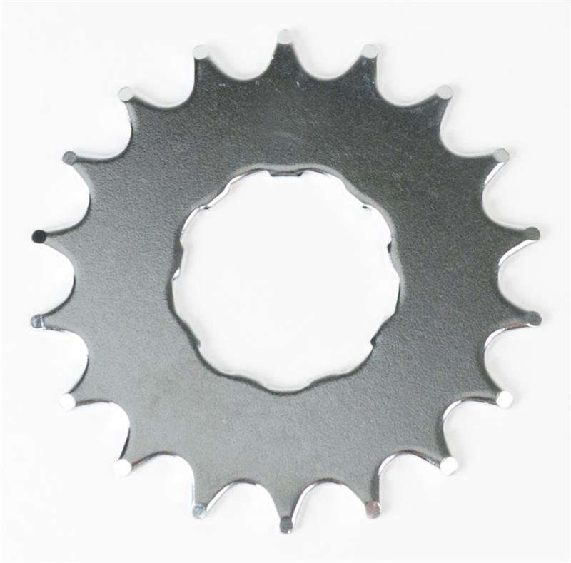 Nuvinci Sprocket N360 16T 2.3mm - Chrome