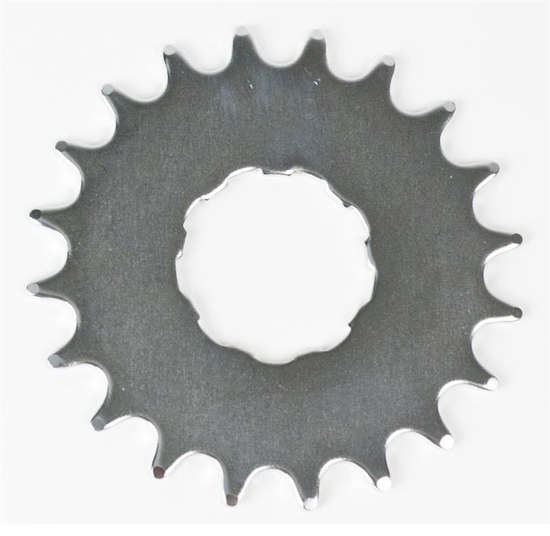 Nuvinci Sprocket N360 17T 2.3mm - Chrome