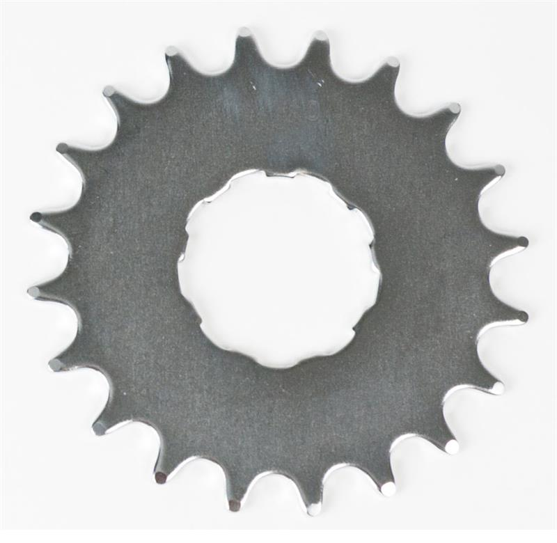 Nuvinci Sprocket N360 20T 2.3mm - Chrome