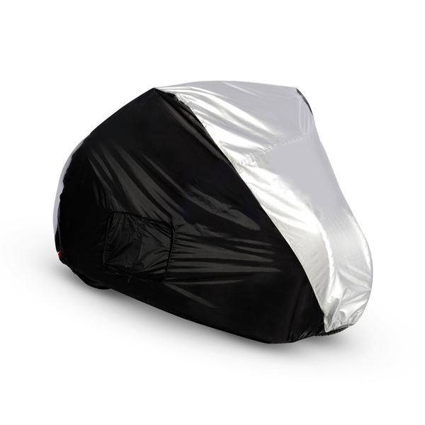 OXC Aquatex 2 Bicycle Cover 200x75x110cm - Black/Silver