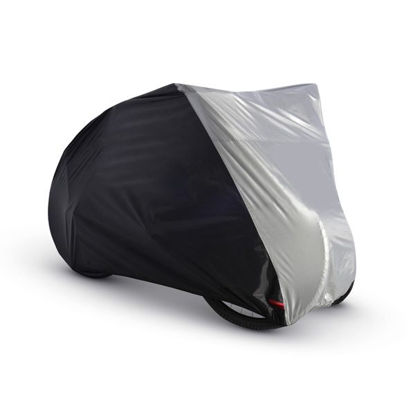 OXC Aquatex 3 Bicycle Cover 200x105x110cm - Black/Silver