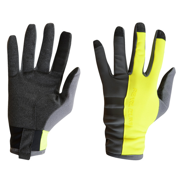 Pearl Izumi Escape Glove Yellow/Black - Size S