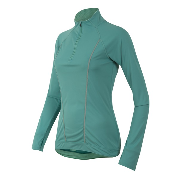 Pearl Izumi Pursuit Cycling Jersey Women Green - Size S