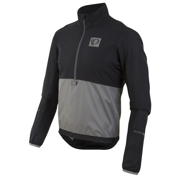 Pearl Izumi Select Barrier Pullover Black/Gray - L