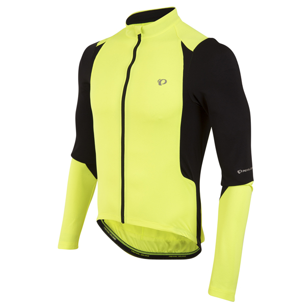 Pearl Izumi Select Pursuit Cycling Jersey Black/Yellow - L
