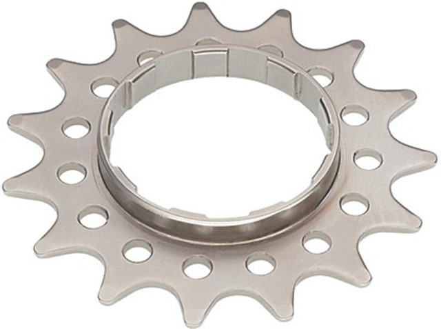Point Single Speed Sprocket 15T - Cassette Hubs