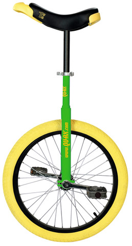 Qu-Ax Unicycle Luxus 20\