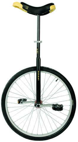 Qu-Ax Unicycle Luxus 26\