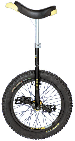 Qu-Ax Unicycle Muni 27.5 Inch - Black