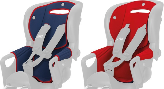 Römer Cushion for Jockey Comfort Child Seat - Red/Blue