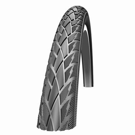 Schwalbe Tire Road Cruiser 20x1.75 K-Guard - Black