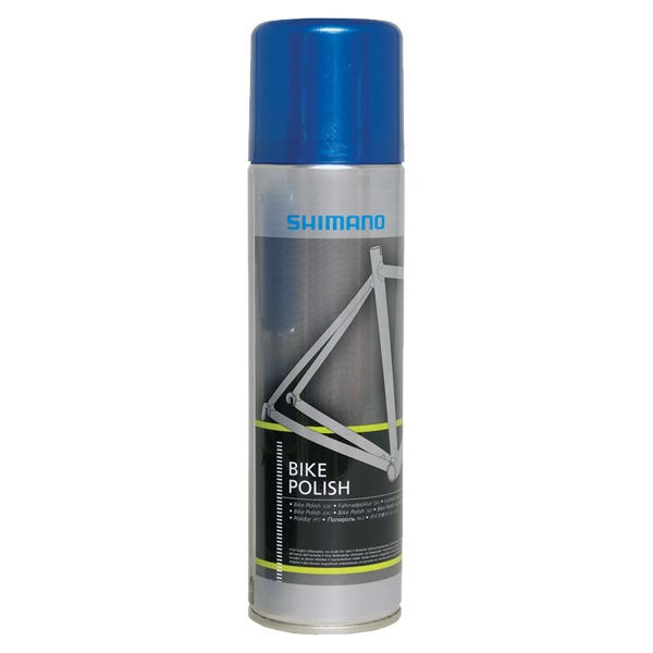 Shimano Bike Polish Cleaning Oil - Spray Can 200ml