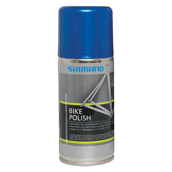 Shimano Polish Aerosol - Spray Can 125ml