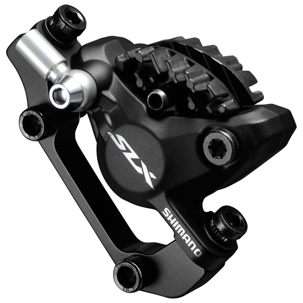 Shimano SLX M7000 Disc Brake Front/Rear Hydraulic - Black