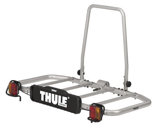 Thule Box Carrier Easy Base 7 pin Silver