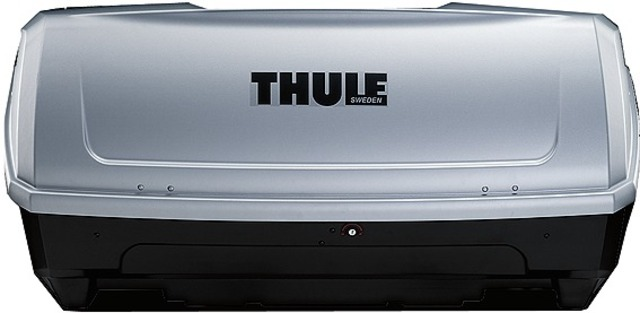 Thule Bicycle Carrier Box BackUp 900 420L - Black/Grey