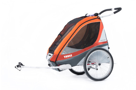Thule Bicycle Trailer Corsaire 1 + Bicycle Set - Apricot