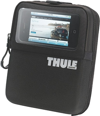 Thule Handlebar Bag Bike Wallet Incl. Rain Cover - Black