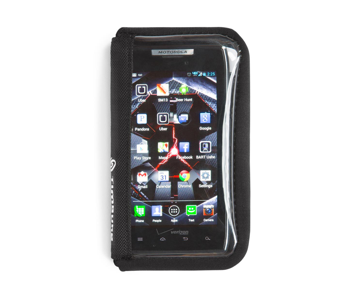 Timbuk2 Phone Cover Mission Wallet Large Black