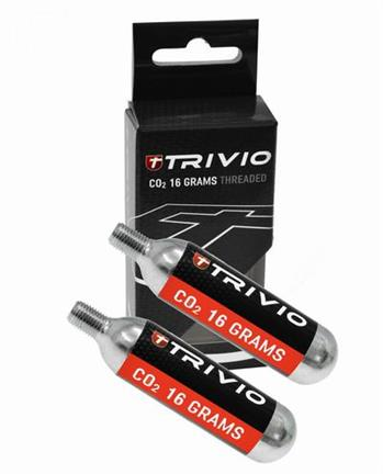 Trivio CO2 Cartridges 16g (2)