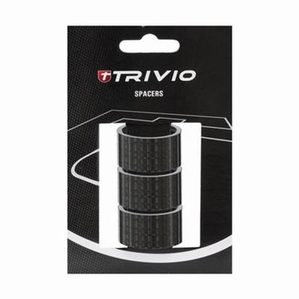 Trivio Spacer 20mm 1 1/8 Inch - Carbon (3)