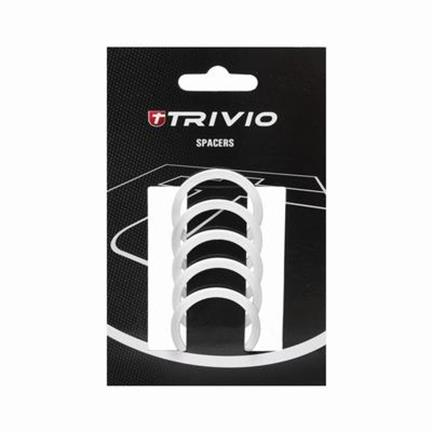 Trivio Spacer 2mm 1 Inch - Silver  (5)