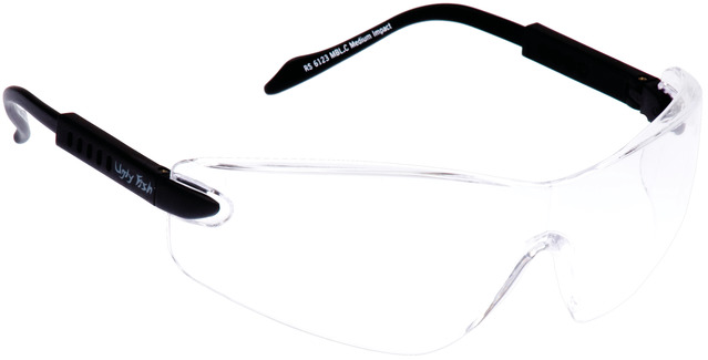 Ugly Fish Guardian RS6123 Sports Glasses - Transparent