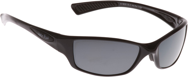Ugly Fish R9030 Sunglasses Black Silver