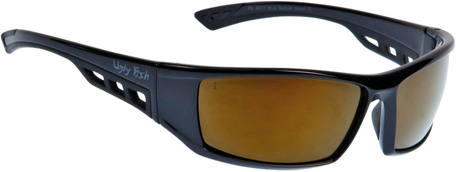 Ugly Fish RS4077 Sunglasses Black Gold