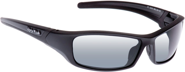 Ugly Fish RS5228 Sunglasses Silver Glasses - Matt Black
