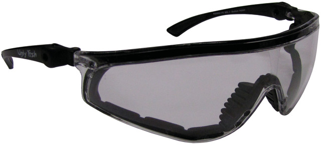 Ugly Fish RS5959+PS Sports Glasses Smoke - Matt Black