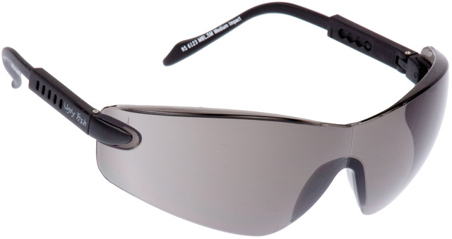 Ugly Fish Scout RS6123 Sports Glasses - Matt Black