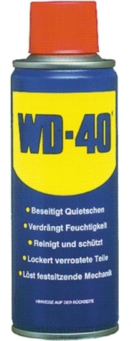 WD-40 Multi Spray - Spray Can 100ml