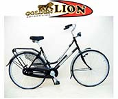 Golden Lion City Bicycles