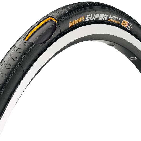 Continental Super Sports Plus 23-622 Black/Black