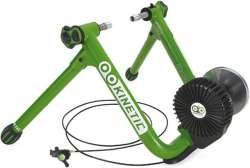 Kinetic Cycling Trainer Magnetic II Green
