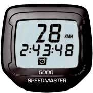 Sigma Cycle Computer 5000 Speedmaster