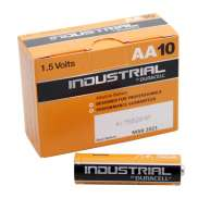 Duracell Batteries Industrial LR6 AA 1.5V (10)
