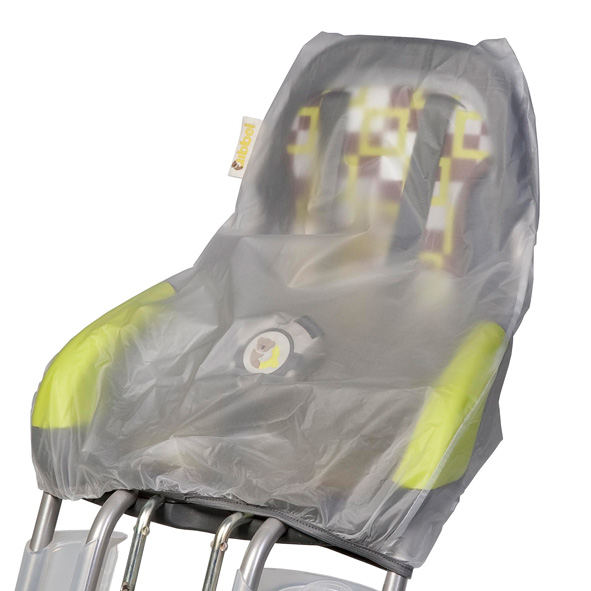 Qibbel Rain Cover For Rear Child Seat