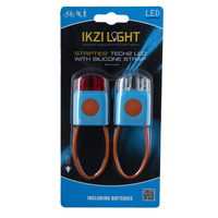 IKZI Lightingset Mini Stripties Incl. Batteries - Blue