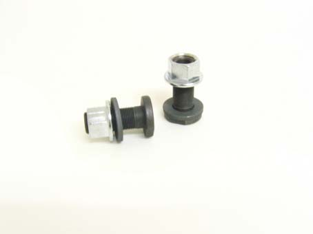 Haro Axle Adaptor 3/8 Inch to 14mm (2)