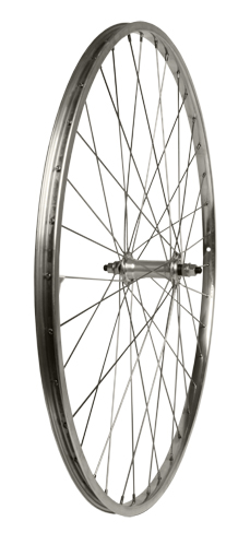 Front Wheel 27 1 1/4 Inch Alu Rim 23Mm