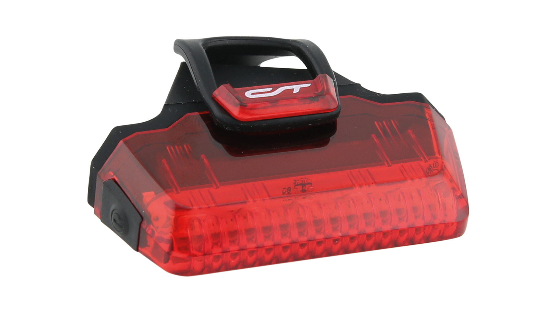 Contec Rear Light Speed-LED 7LED 1xAAA with Holder